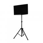 DQ Tripod TV Standaard Zwart