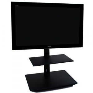 L&C Handy 120 cm TV Standaard Zwart