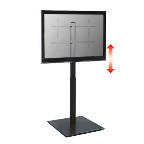 L&C Handy Spring TV Standaard Zwart