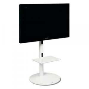 L&C Pedestal 1 TV Standaard Wit