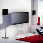 vL&C Pedestal 1 TV Standaard Wit