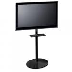 L&C Pedestal Maxi TV Standaard Zwart