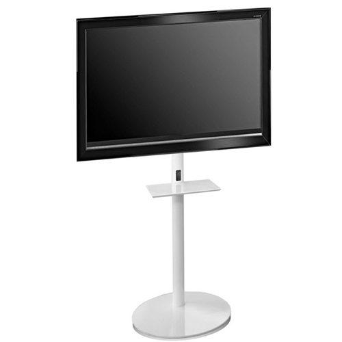 L&C Pedestal Maxi TV Standaard Wit