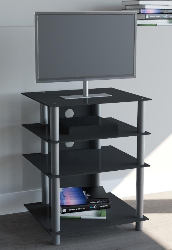 Vcm tv meubel kast hifi meubel bilus te koop tv standaard for Hifi meubel