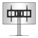 VM ST41 TV Tafelstandaard Zwart/Zilvergrijs