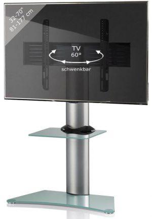 TV standaard Zental verrijdbaar draaibaar