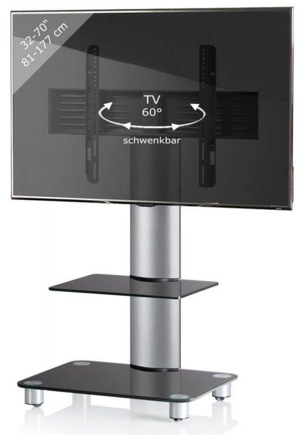 TV standaard Tosal draaibaar